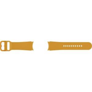 Samsung športový remienok (20 mm, veľkosť S/M) pre Watch4 40mm, horčicový