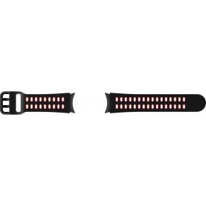 Samsung športový remienok Extreme (20 mm, veľkosť S/M) pre Watch4 40mm, čierny
