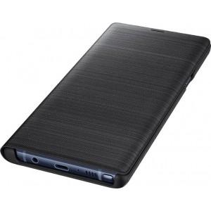 Samsung LED flipové púzdro EF-NN960PB pre Galaxy Note9 Čierne