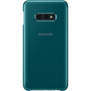 Samsung Clear View púzdro EF-ZG970CG pre Galaxy S10e, zelené