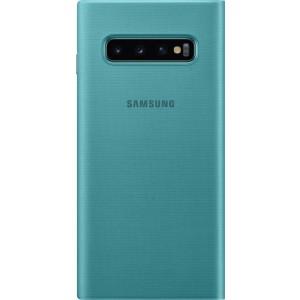 Samsung LED View púzdro EF-NG973PG pre Galaxy S10, zelené