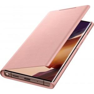Samsung EF-NN985PA LED View cover pre Galaxy Note20 Ultra, bronzové