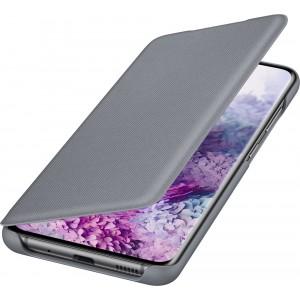Samsung EF-NG980PJ LED View cover pre Galaxy S20, šedé