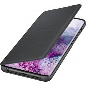 Samsung EF-NG985PB LED View cover pre Galaxy S20+, čierne