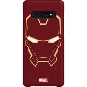 Samsung MARVEL zadný kryt GP-G975HIFGHWB pre S10+, Iron Man