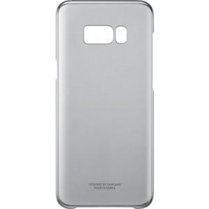 Samsung Clear púzdro EF-QG955CB pre Galaxy S8+ Black