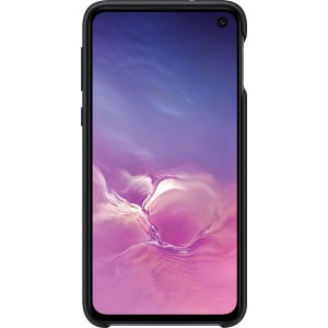 Samsung Silicone Cover EF-PG970TB pre Galaxy S10e, čierne