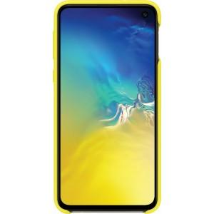 Samsung Silicone Cover EF-PG970TY pre Galaxy S10e, žltý