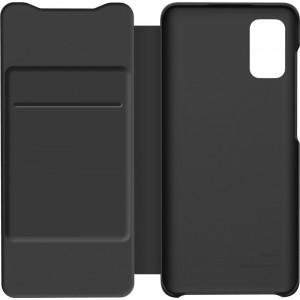 Samsung flipové puzdro GP-FWA415AMA pre Galaxy A41, čierne