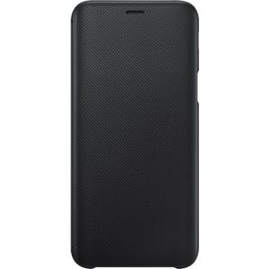 Samsung flipové púzdro EF-WJ600CB pre Samsung Galaxy J6 Čierne