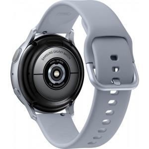 Samsung Galaxy Watch Active2 (40mm), strieborné