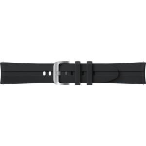 Samsung ET-SFR85SB Ridge Sport Band (20mm, S/M) pre Galaxy Watch3, čierny