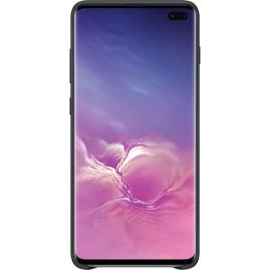 Samsung kožený kryt EF-VG975LB pre Galaxy S10+, čierny