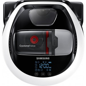 VR10M702CUW POWERbot™ Séria VR7000M, Robotický vysávač so sacím výkonom 10 W