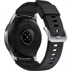 Samsung Galaxy Watch 46mm BT Strieborné