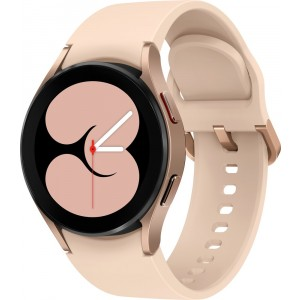 Samsung Galaxy Watch4 40mm, ružovo-zlaté
