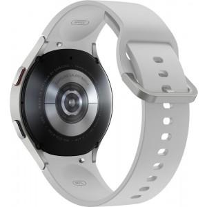 Samsung Galaxy Watch4 44mm, strieborné