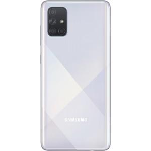 Samsung Galaxy A71 128GB DUOS Strieborný - otvorené balenie