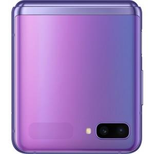 Samsung Galaxy Z Flip 256GB Fialový