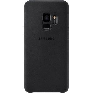 Samsung Alcantara púzdro EF-XG960AB pre Galaxy S9 Čierne