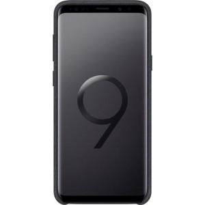 Samsung Alcantara púzdro EF-XG965AR pre Galaxy S9+ Čierne