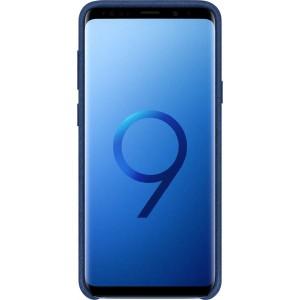 Samsung Alcantara púzdro EF-XG965AL pre Galaxy S9+ Modré