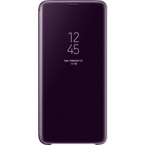 Samsung Clear View púzdro EF-ZG965CV pre Galaxy S9+, fialové